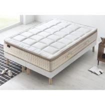 Dvojlôžková posteľ s matracom Bobochic Paris Cashmere, 100 x 2...