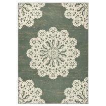 Zelený koberec Hanse Home Gloria Lace, 200 x 290 cm