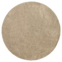 Béžový koberec Universal Aqua, Ø80cm