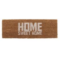 Rohožka s bielym nápisom PT LIVING Home Sweet Coir, 75×&#x...