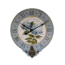 Nástenné hodiny Antic Line Les Fleurs