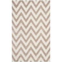 Béžový koberec Stella 76×182