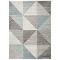 Modro-sivý koberec Universal Retudo Naia, 160×230 cm