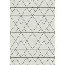 Biely koberec Universal Nilo, 67 x 250 cm