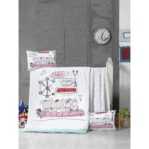 Set bavlnenej detskej obliečky s plachtou Trip, 100 × 150 cm