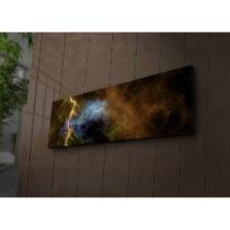 Podsvietený obraz Zeus, 90×30 cm