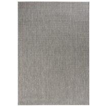 Sivý koberec vhodný aj do exteriéru Match, 200×&#x...