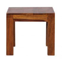 Odkladací stolík z masívneho palisandrového dreva Skyport Elena
