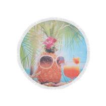 Farebná plážová osuška zo 100% bavlny Hawaii,&#xA...