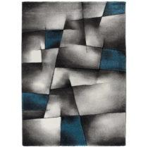 Modro-sivý koberec Universal Malmo, 60x120cm