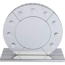 Stolové zrkadlo s osvetlením Kare Design Make Up