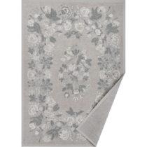 Sivý vzorovaný obojstranný koberec Narma Lihula, 160×&...