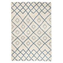 Biely koberec Mint Rugs Draw, 120 × 170 cm