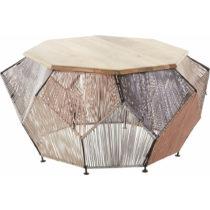 Konferenčný stolík z mangového dreva Støraa Reno, &...
