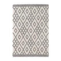 Svetlosivý koberec Mint Rugs Ornament, 120 × 170 cm