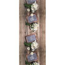 Vysokoodolný koberec Webtappeti Lavagna, 58×80cm