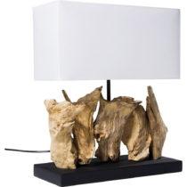 Biela stolová lampa Kare Design Vertical