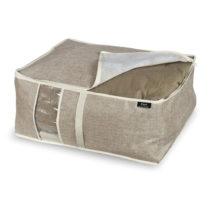 Úložný box na prikrývku Domopak Living Maison, dĺ&...