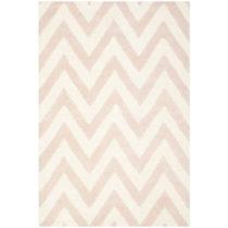 Vlnený koberec Stella Powder, 121×182 cm