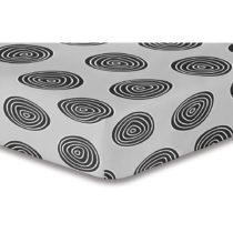 Plachta z mikrovlákna DecoKing Hypnosis Fossil Sofia, 100 × 200 cm