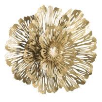 Nástenná dekorácia v zlatej farbe Mauro Ferretti Ibis, š&#x...
