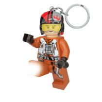 Svietiaca figúrka LEGO® Star Wars Poe Dameron