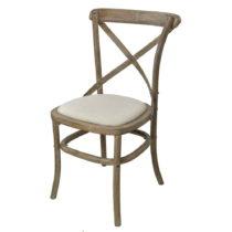 Jedálenská stolička z topoľového dreva Livin Hill Lim...