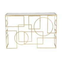 Konzolový stolík so železnou konštrukciou Mauro Ferretti Maiet...