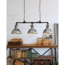 Závesné svietidlo Orchidea Milano Chandelier Industrial Muro, dĺ&#x1...