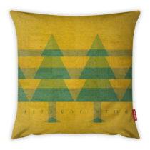 Obliečka na vankúš Vitaus Vintage Trees, 43×&#xA...