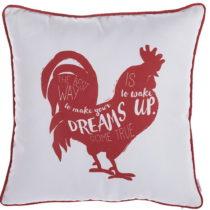Obliečka na vankúš Apolena Rooster, 43×43 ...