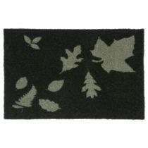 Tmavozelená rohožka Tica copenhagen Mega Leafes, 40×...