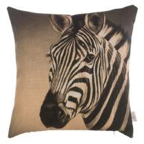 Obliečka na vankúš Apolena Zebra, 43×43 cm