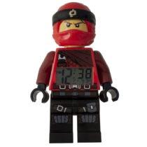 Hodiny s budíkom LEGO® Kai