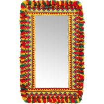 Nástenné zrkadlo Kare Design Flick Flack, 95 × 60 cm