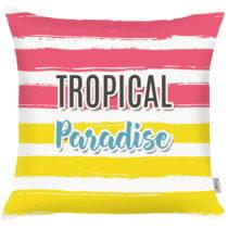 Obliečka na vankúš Apolena Tropical Paradise, 43×&am...