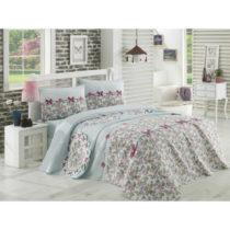 Set prikrývky cez posteľ, plachty a obliečok na vankú&#x16...