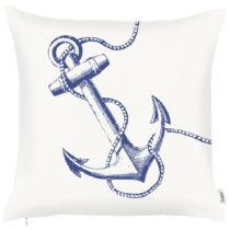 Obliečka na vankúš Apolena Sailors Anchor, 43×&#...