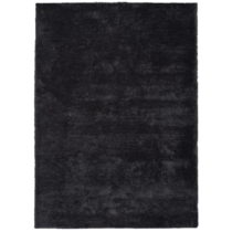 Antracitový koberec Universal Shanghai Liso Antracita, 160 × 230 cm