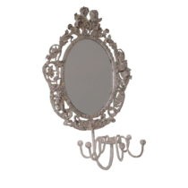 Zrkadlo s vešiakom Antic Line Noble