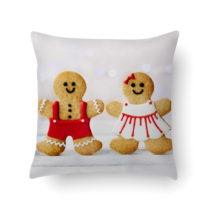 Vankúš Crido Consulting Gingerbread Love, 40×40 cm