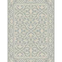 Vysokoodolný koberec vhodný do exteriéru Floorita Boho Grey,130...
