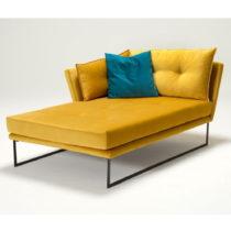Žltá leňoška Relax, ľavý roh
