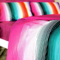 Obliečky s plachtou Rainbow, 160×220 cm