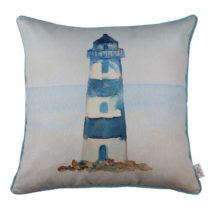 Obliečka na vankúš Apolena Blue Lighthouse, 43×&...
