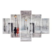 5-dielny obraz Sienna