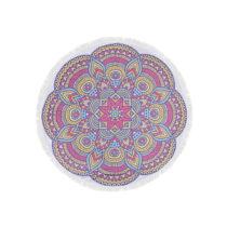 Farebná plážová osuška zo 100% bavlny Balian,&#xA...