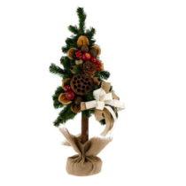 Vianočné dekorácie v tvare stromčeka Dakls Clara