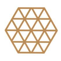 Oranžová silikónová podložka pod horúce n&am...
