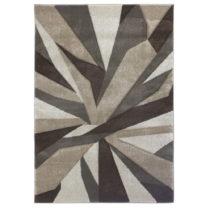 Béžovo-hnedý koberec Flair Rugs Shatter Beige Brown, 120&#...